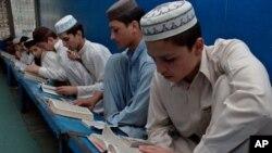مدارس دینی در پاکستان