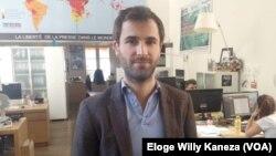 Arnaud Froger atwara igisata ca Afrika muri RSF