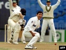 پاکستان کرکٹ ٹیم کے سابق آف اسپنر ثقلین مشتاق