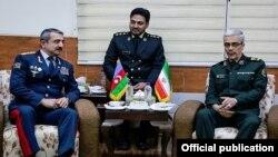 Elçin Quliyev İranda səfərdədir