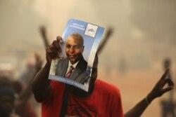 Thierry Khondé Balandégué joint par Idriss Fall
