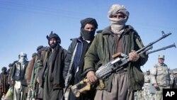 طالبان جنگجو (فائل فوٹو)