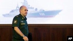 Российский генерал-лейтенант Сергей Рудской
