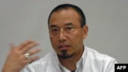 北京的美国国际教育交流协会教授郁丹