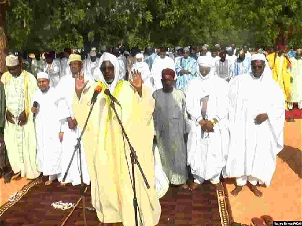 NIGER: Sallah a Nijar
