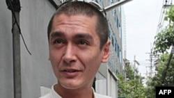 Ông Kim Aris, 33 tuổi, con trai của bà Aung San Suu Kyi