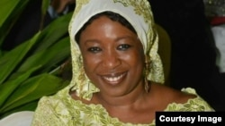 """Quand on tombe, on se relève et on continue le combat"", Diéné Keita, ministre guinéenne"