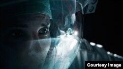 """Sandra Bulok u filmu """"Gravitacija"""" (Ljubaznošću kompanije Warner Brothers)"""
