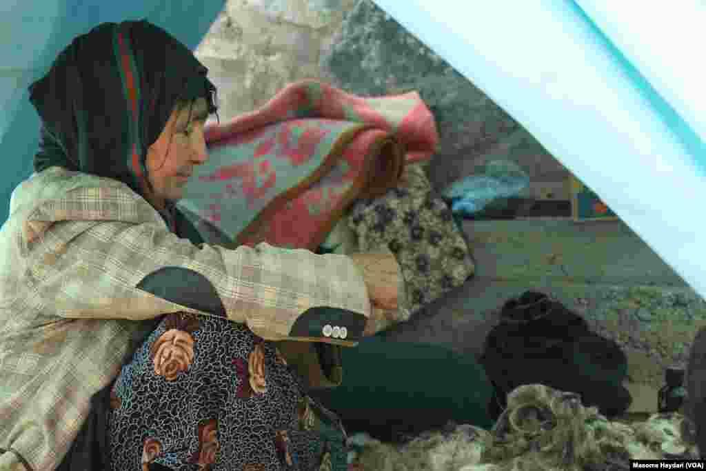 کمبود باران، بروز خشکسالی و کاهش علفچرها برای مواشی، باعث شده تا هزاران خانواده از ولایت های غور، بادغیس و حتی فاریاب به ولایت هرات پناه بیاورند