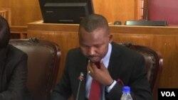 UMnu Prince Dubeko Sibanda, ilunga leMDC esedale.