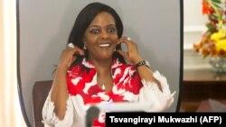 Mrs. Grace Mugabe.