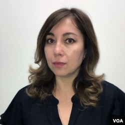 Gulnoza Said, direktorka programa za Evropu i Evroaziju u Komitetu za zaštitu novinara