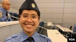 NYPD ရဲဌာနေအာက္ ယာဥ္စည္းကမ္းထိန္းသိမ္းေရး ရဲအရာရွိ မလွလွစံ