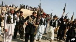 تهدید رهبر ملیشه یی ضد طالبان در ختم همکاری با حکومت پاکستان