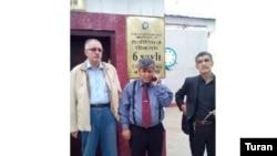 Mehman Əliyev, Elşən Həsənov və Əvəz Zeynallı