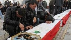 تظاهرات ضد حکومتی در سوریه تاکنون جان بیش از پنج هزار نفر از معترضان را گرفته است