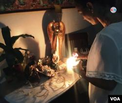 Maracaibo, capital del estado Zulia, vive constantes cortes del servicio eléctrico desde hace dos años por falta de generación y problemas de distribución de energía.