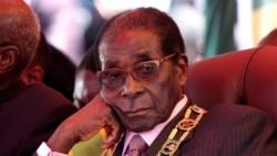 Décès de l'ancien président zimbabwéen Robert Mugabe