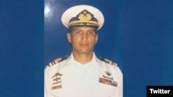 La Asamblea Nacional decretó el ascenso de grado de Acosta de Capitán de Fragata a Capitán de Corbeta de la Armada venezolana.