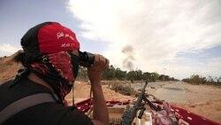 نبرد شدید در پایتخت لیبی