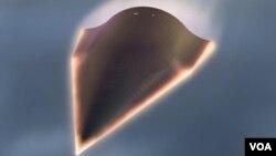 В 2010 США провели успешные испытания сверхзвукового средства доставки Lockheed HTV-2.