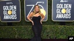 Stars Make Statement in Black at Golden Globes