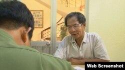 Ông Huỳnh Trương Ca bị bắt hôm 4/9/2018.