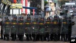 El jefe de la Guardia Nacional de Venezuela, Néstor Reverol se convertiriía en el funcionario venezolano, de mayor rango y en funciones en enfrentar cargos por drogas en Estados Unidos.