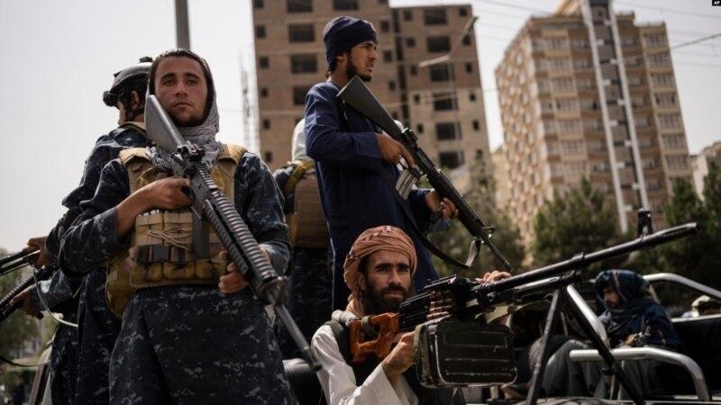 تاڵیبان دەڵێت دوای هێرشەکەی سە مزگەوتەکە خانەیەکی داعش لەناوبراوە
