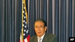 日本东京都知事石原慎太郎在美国传统基金会演说