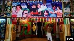 کراچی کا ایک سینیما گھر