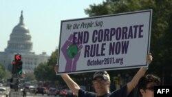 'Wall Street'i İşgal' Gösterileri Sürüyor