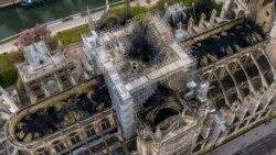 ေရွးေဟာင္း Notre Dame ဘုရားေက်ာင္း ျပန္လည္တည္ေဆာက္ေရး ျပင္သစ္ စတင္ႀကိဳးပမ္း