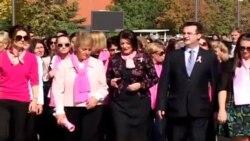 Kosovë, Dita e kancerit te gjirit