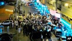 په ۲۰۱۱م کې شعه ګانو په قتیف کې د سعودي عربستان د حکومت پر ضد لویې مظاهرې وکړې