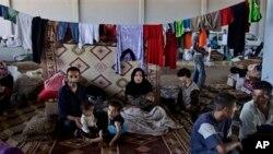 Antara 600 sampai 700 pengungsi diduga dideportasi oleh pemerintah Turki hari Rabu setelah kerusuhan pecah di sebuah kamp yang berada di perbatasan Turki-Suriah (foto: Dok).