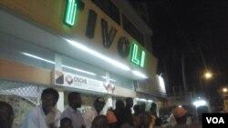 Angola cinema tivoli