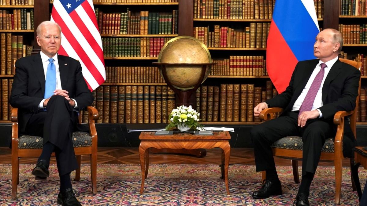 Bertemu di Jenewa, Pertemuan Biden-Putin Berlangsung Konstruktif
