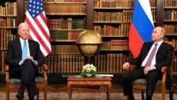 """普京稱與拜登的峰會是""""建設性的"""""""
