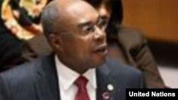 Anbasadè Denis Régis, Rep. Ayiti nan Oganizasyon Nasyon Zini.