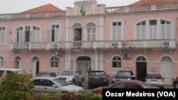 Tribunal, São Tomé e Príncipe