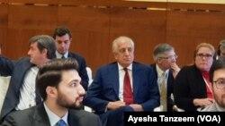 Afghanistan : nouvelle rencontre entre le négociateur américain et les talibans à Doha