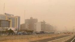 Les météorologues annoncent une nouvelle vague de poussière au Sénégal