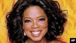 Oprah Winfrey selalu berada di daftar selebriti tahunan majalah Forbes sejak 1999. (Foto: Dok)