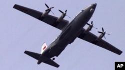 资料照:中国运-8军机
