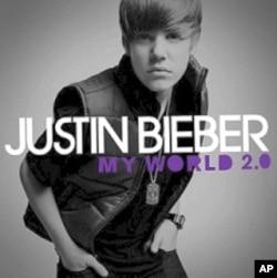 "Justin Bieber's ""My World"" CD"