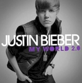 "Justin Bieber's ""My World"" CD"