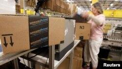 """Se calcula que las ventas en internet a través de tiendas como Amazon, E´bay o cualquier otra, serán de unos $80 mil millones de dólares únicamente es la noche de """"Viernes Negro"""", en EE.UU."""