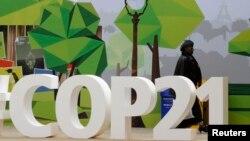 多国在巴黎气变峰会上承诺应对环境挑战