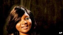 R&B performer Angela 'Tigris' Mizinga